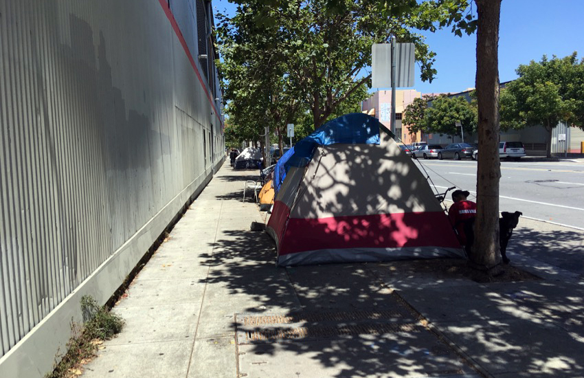 For SF homeless residents 'rapid rehousing' means leaving the city (Via SF Public Press)