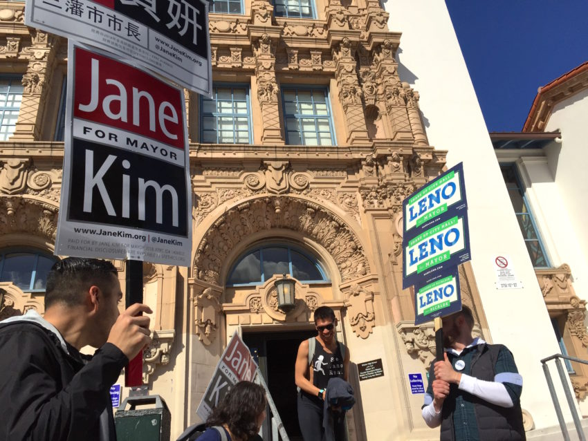 Shadowy PAC's political ads infuriate tenants' rights groups, may violate law