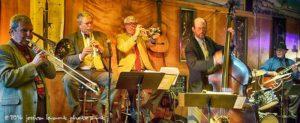 Verdi Club: Buena Vista Jazz Band at the Woodchopper's Ball