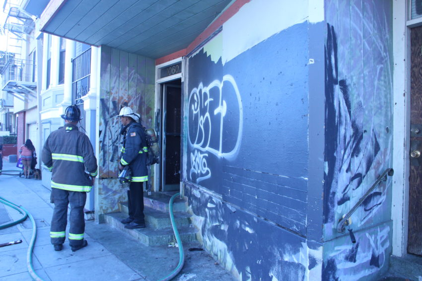 Potrero House of Horrors: Squatters, appalling behavior, and serial fires burn up neighborhood