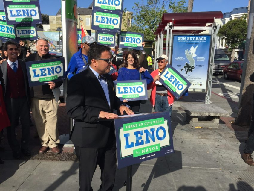 SF Mission District politicians stand behind Leno