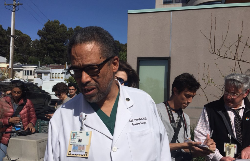 SF doctor to media following YouTube shooting: Where were you last week?