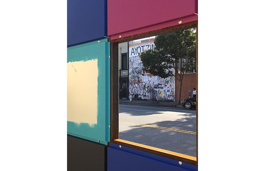 Snap: Graffiti framed