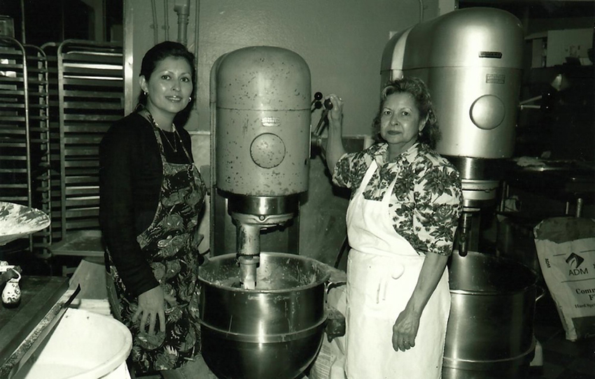 Domínguez Bakery and its history