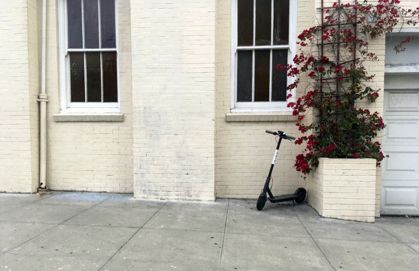 Spin spurned: Scooter company, shut out of city permitting process, loses its appeal