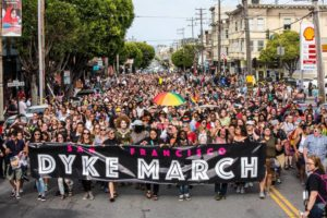 GLBT History Museum: Introducing the Dyke March Oral History Project