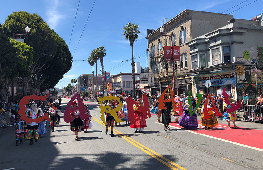 Photos: SF's Carnaval parade dances through the Mission