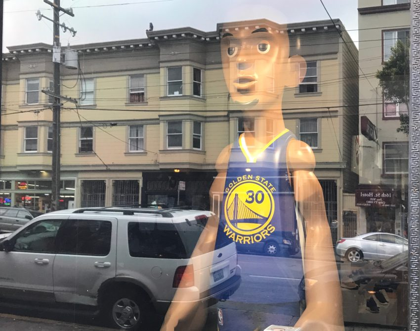 Warriors v. Rockets Game Two: Day of the Dead
