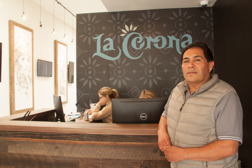 Mission Bernal neighborhood bar reopens as a weed dispensary