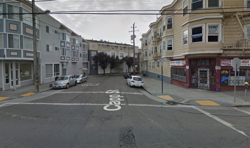 Drive-by shooting in SF's Mission leaves two in the hospital