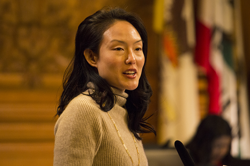 "Jane Kim, ""density queen"" of District 6, sets her sights citywide"