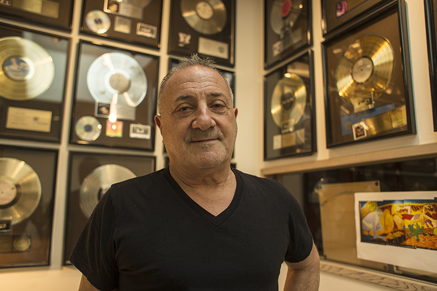 Legendary SF Mission record promoter Ralph Tashjian turns to tech at 70