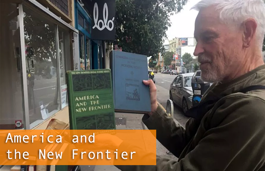 America and the New Frontier
