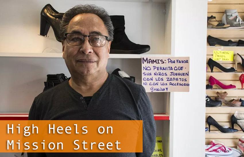 High Heels on Mission Street