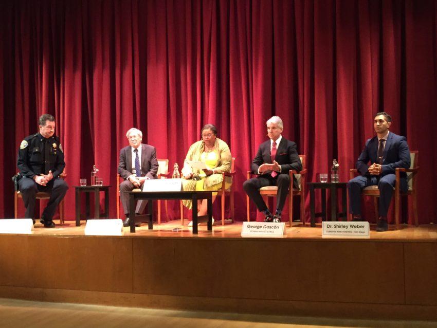 SF police accountability activists silence panel on police accountability