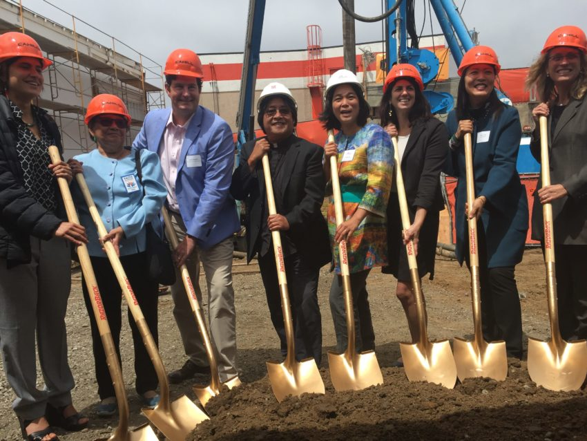 After a decade, a fully affordable housing development breaks ground in SF's Mission