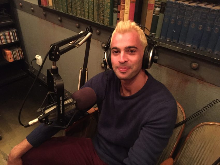 Listen Local: Talking Pride with Manny Yekutiel