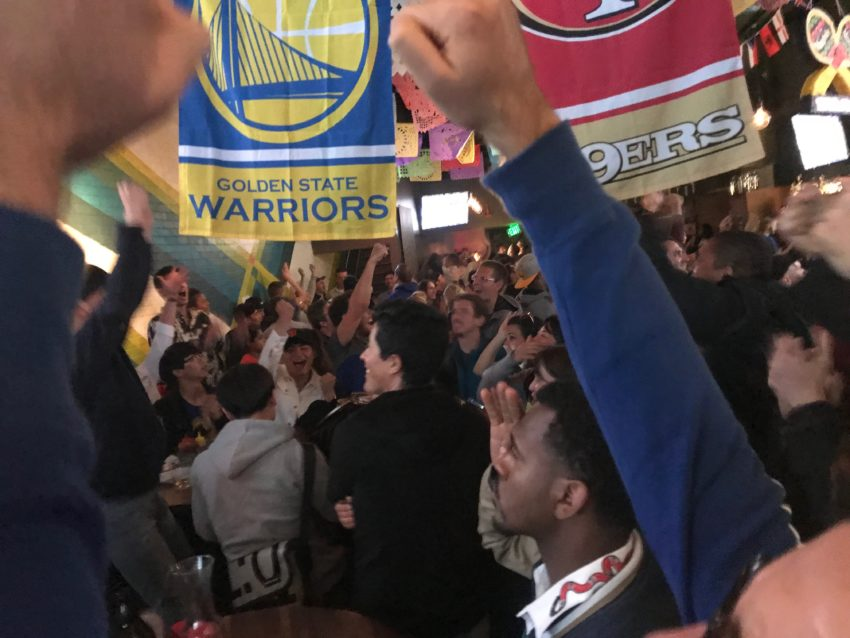 Warriors v. Cavaliers Game One: Dubs Take Thriller