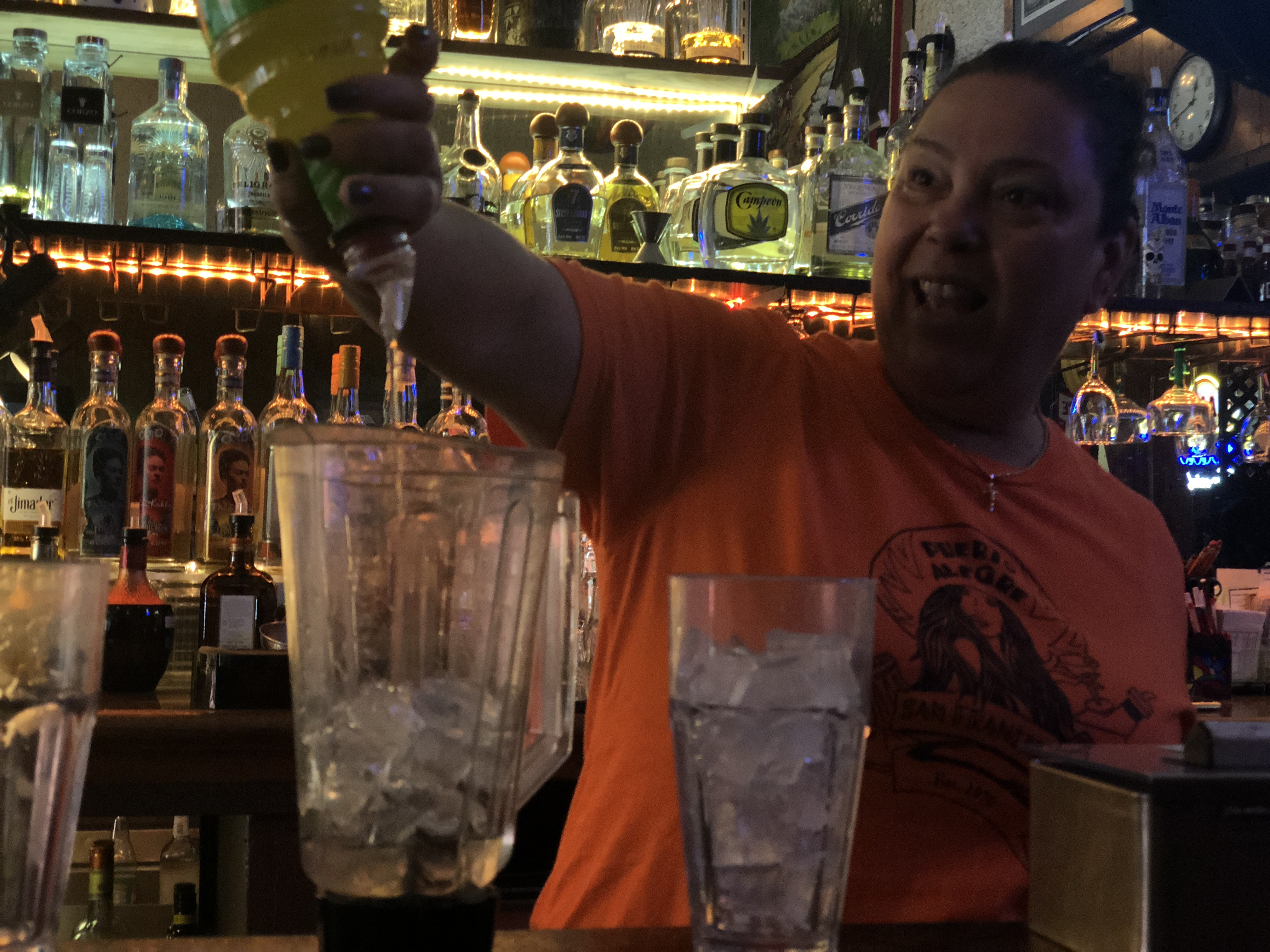 World Cup in the Mission: <i>Canta y No Llores </i>— sing and don't cry