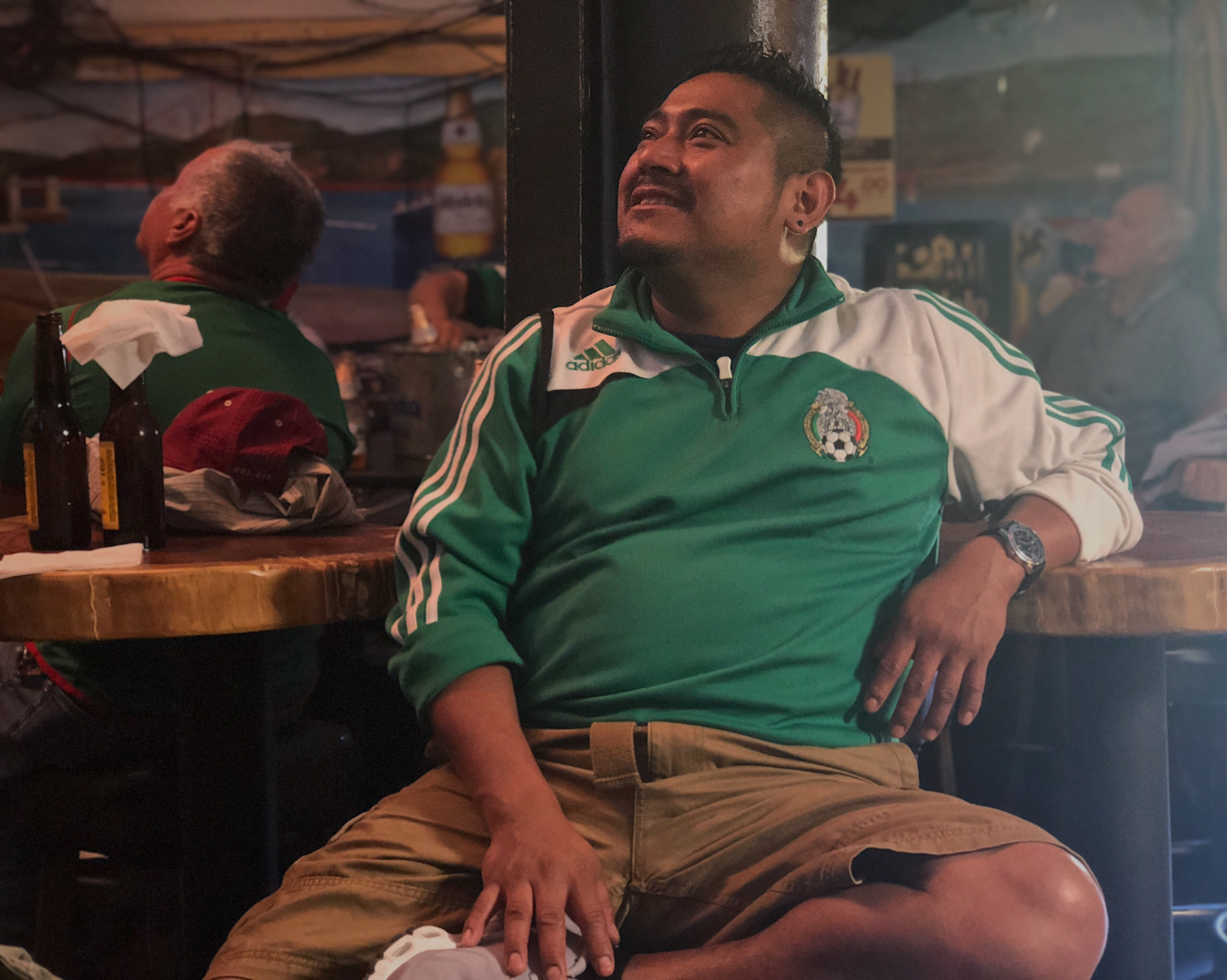 The World Cup from the Mission: save your honking for the next round