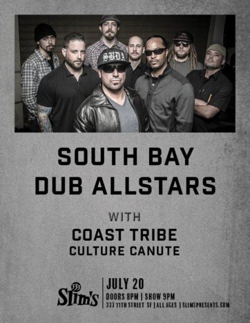 8d6f89957c Slim s  South Bay Dub Allstars
