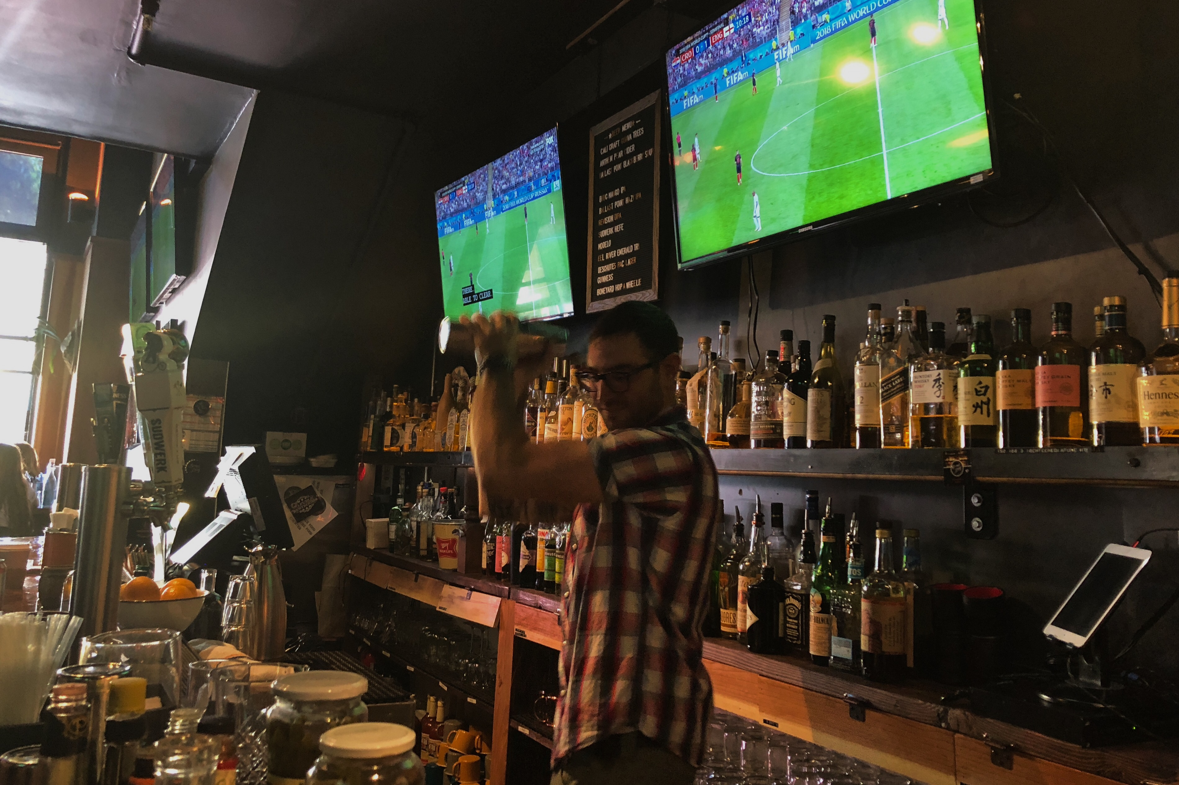 The World Cup from the Mission: The final is set and the lies are over