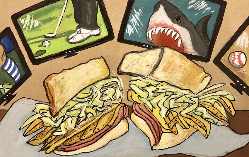Distillations: Giordano Bros. is a perfect sports bar, save for one thing — the sports