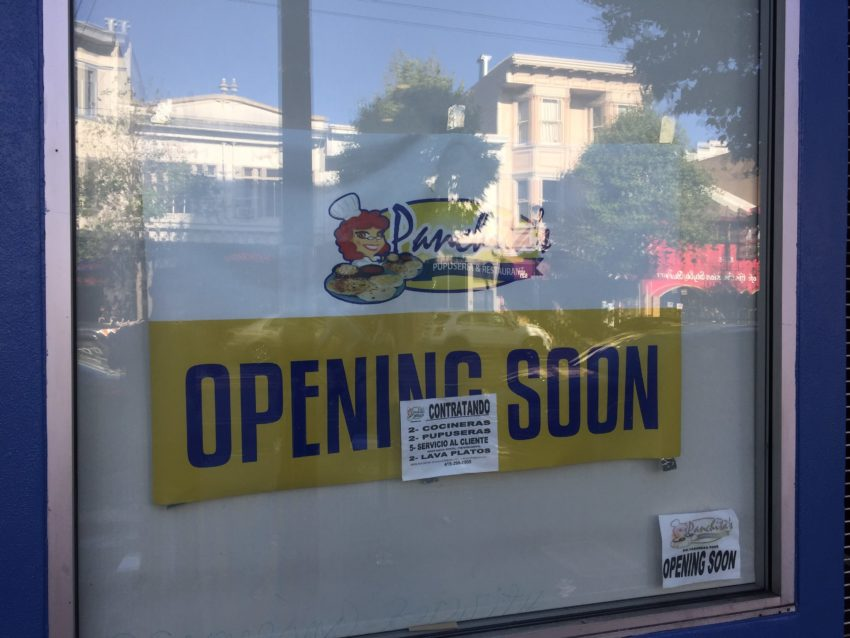 Neighborhood Notes: Panchita's to open third location on Valencia