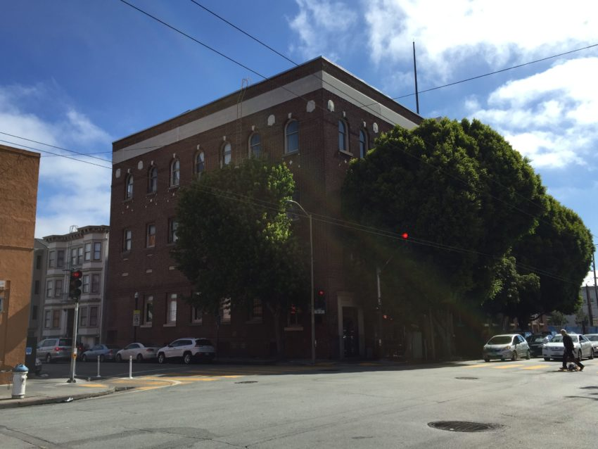 Negotiations continue over historic SF Redstone building