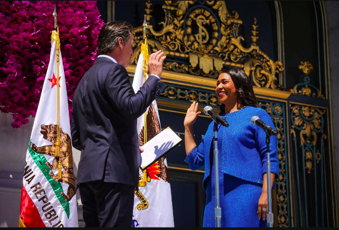 Mayor London Breed's potential bitter lose-lose