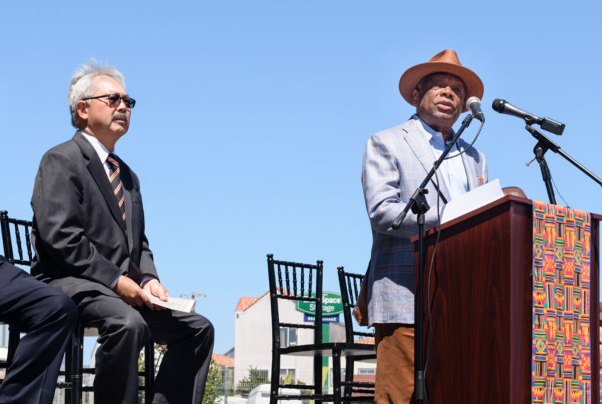 Willie Brown's new venture allows crowdfunders to send dollars to candidates — and to him