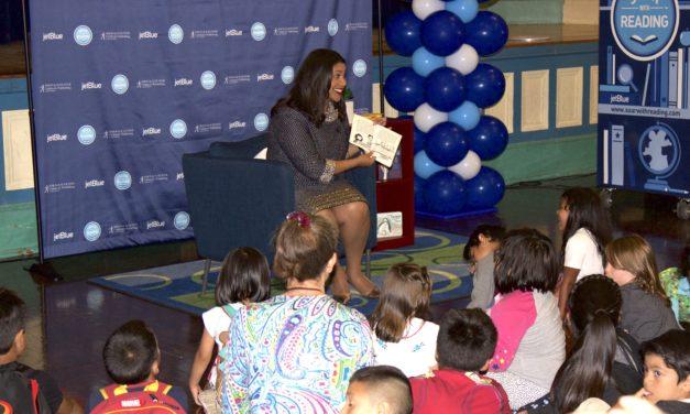 SF Mayor Breed dazzles kids at school book-reading