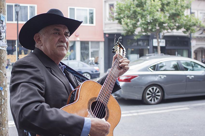 People We Meet: A fan of Rancheras