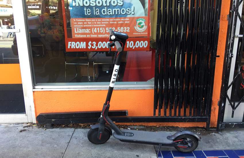 Scooters on their way: Scoot and Skip are the winners of San Francisco's scooter sweepstakes