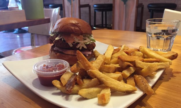 The Fried Chicken Sandwich showdown visits Frjtz