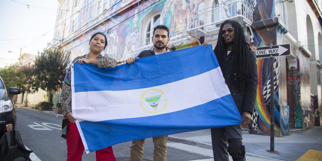 Activists from Nicaragua tell SF audience of country's violent turmoil