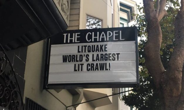 Lit Crawl Live in the Mission