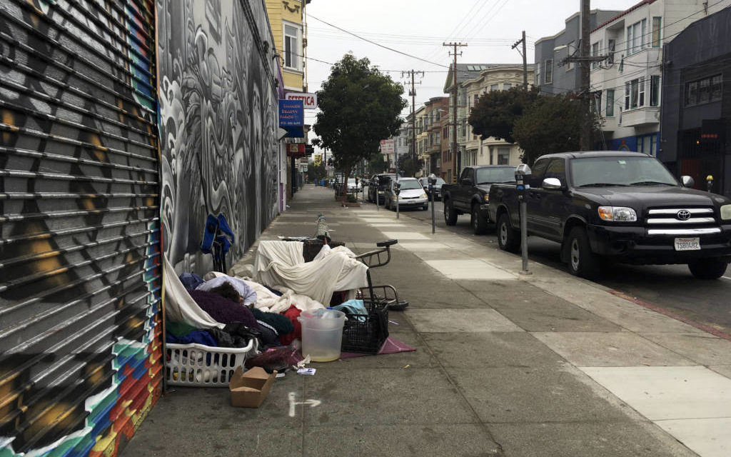 Prop. C: In liberal San Francisco, government leaders fight a measure to fund homeless services by assailing voters' confidence in the very concept of government