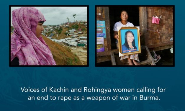 """Film Screening: """"Mother, Daughter, Sister"""" – A Documentary about Sexual Violence Against Rohingya and Kachin Women in Burma"""
