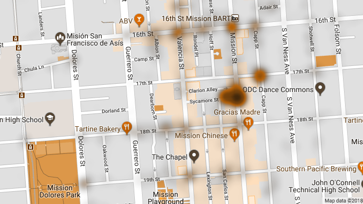 Poop map' creator has a message: Stop crapping on San