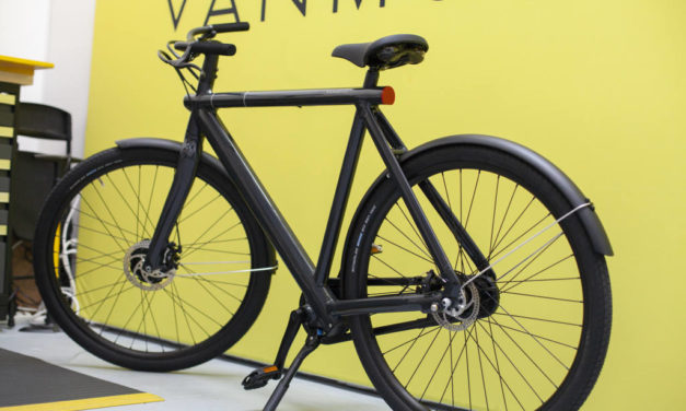 We take a spin on the new $3,400 Vanmoof bike coming to Valencia Street