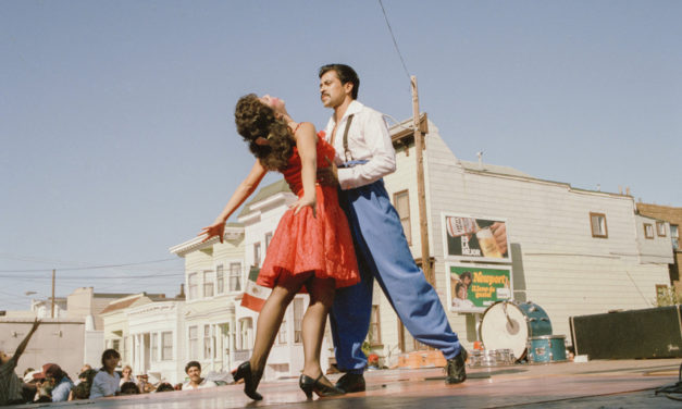 Big Hair, Protest, Dancing in the Street: Such Was the Mission in the '80s