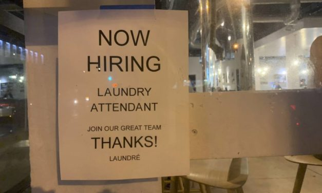 Help needed at Laundre
