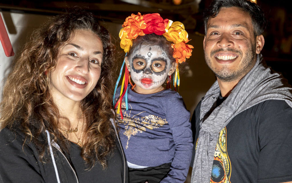Halloween And Day Of The Dead Dia De Los Muertos In The Mission Updated Mission Local