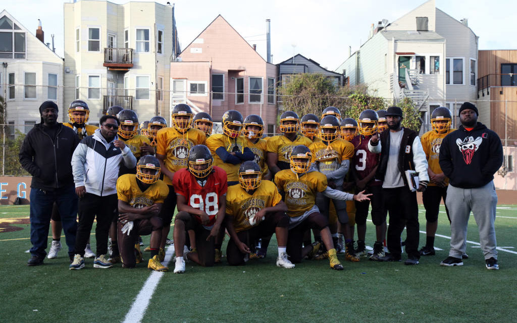 Meet the Mission Bears football squad playing Friday for the San Francisco title