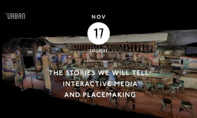 SOMArts Cultural Center: SF Urban Film Festival: The Stories We Will Tell: Interactive Media and Placemaking