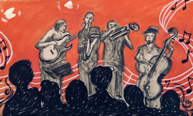 Distillations: Facing the music at Revolution Café