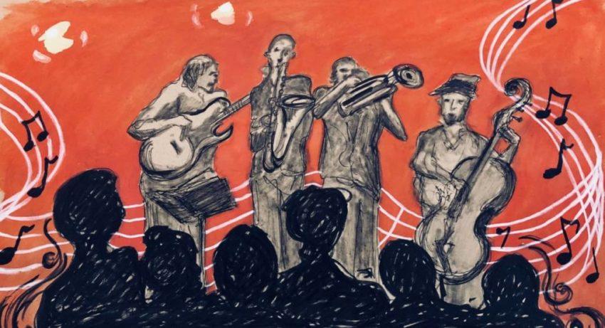 Distillations: Facing the music at Revolution Café