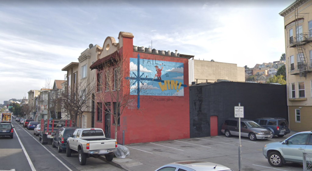 Chicken John Rinaldi sells his iconic warehouse for $1.8 million