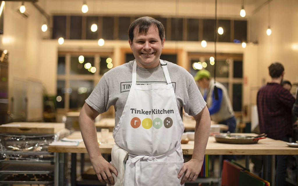Tinker Kitchen opens playground for amateur enthusiasts and cooking nerds